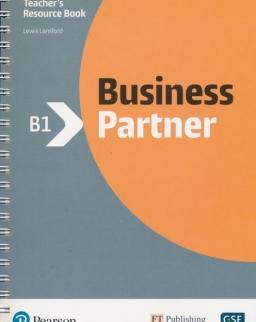 Business Partner B1 Teacher's Book and MyEnglishLab Pack