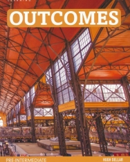 Outcomes 2nd Edition Pre-Intermediate Student's Book with Class DVD