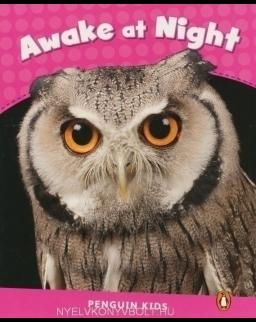 Awake at Night - Penguin Kids level 2 - 400 headwaords