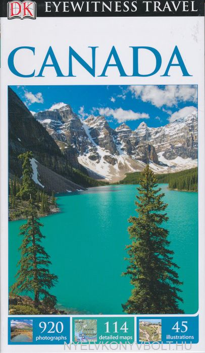 DK Eyewitness Travel Guide - Canada