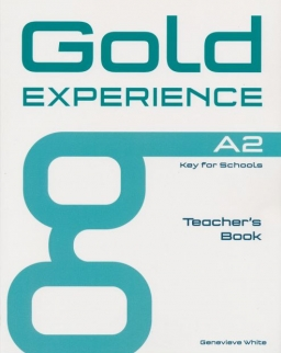Gold Experience A2 Key for Schools Teacher's Book