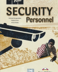 Career Paths - Security Personnel Student's Book with Digibooks App