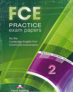 FCE Practice Exam Papers 2 Student's Book with DigiBook