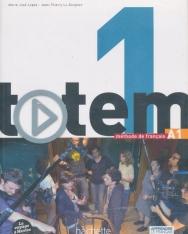 Totem 1: Livre de l'éleve + DVD-Rom + Manuel numérique éleve