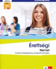 Érettségi - Német - Tematikus feladatgyűjtemény a középszintű érettségihez