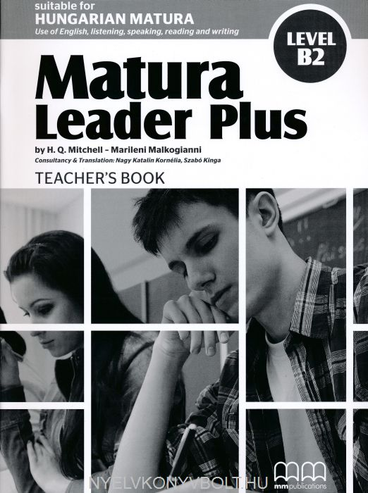 Matura Leader Plus Level B2 Teacher's Book