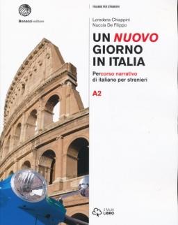 Un nuovo giorno in Italia. Percorso narrativo di italiano per stranieri. Livello A2: 1