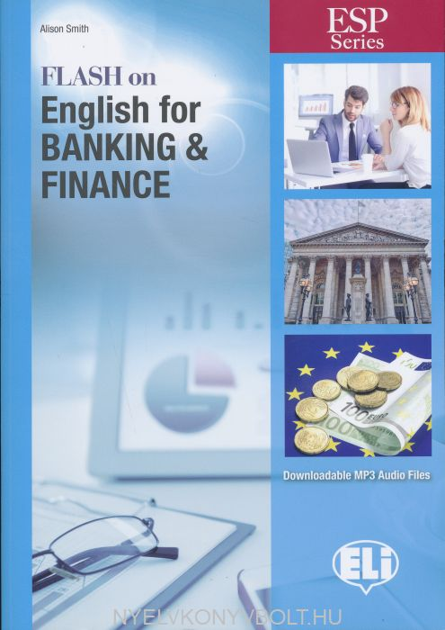 Flash on English for Banking & Finance with Downloadable MP3 Audio Files