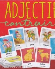 Adjectifs et contraires (Társasjáték)