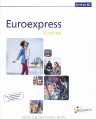 Euroexpress Niveau B2 2.0 - Kursbuch Alle Audiomaterialen zum kostenlosen Download