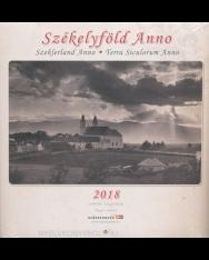 Székelyföld Anno falinaptár 2018 (22x22)