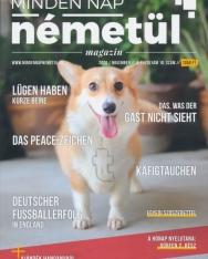 Minden Nap Németül magazin 2020. november