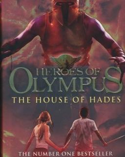 Rick Riordan: Heroes of Olympus - The House of Hades (Heroes of Olympus Book 4)