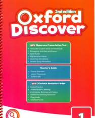 Oxford Discover 1 Teacher's Pack - 2nd Ediiton