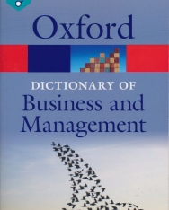 Oxford Dictionary of Business and Management (Oxford Quick Reference)