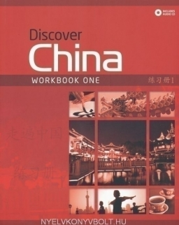 Discover China 1 - Mandarin Chinese Course Workbook & Audio CD Pack