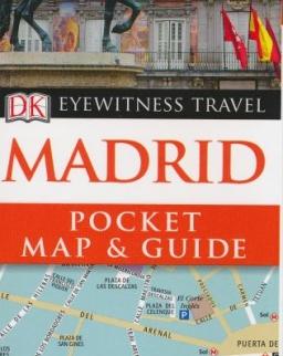 DK Eyewitness Pocket Map and Guide - Madrid