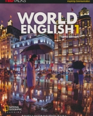 World English 1 Student's Book with My World English Online - 3rd Edition