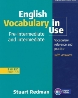 English Vocabulary in Use Pre-Intermediate and Intermediate with Answers - Third Edition