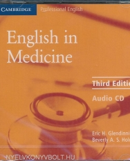 English in Medicine Audio CD 3rd Edition