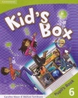 Kid's Box 6 Pupil's Book