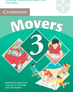 Cambridge Young Learners English Tests Movers 3 Student's Book