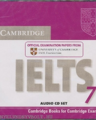 Cambridge IELTS 7 Official Examination Past Papers Audio CDs (2)