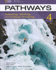 Pathways Level 4 - Reading, Writing and Critical Thinking with Online Workbook Access Code