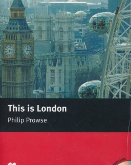 This is London with Extra Exercises and Audio CD - Macmillan Readers level -2-