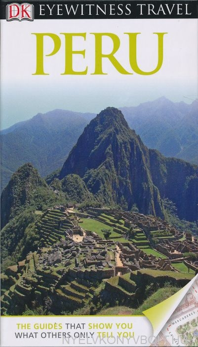 DK Eyewitness Travel Guide - Peru