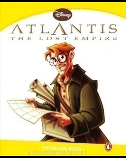 Atlantis - The lost empire - Penguin Kids Disney Reader Level 6