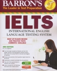 Barron's IELTS with Audio CDs (2) - 3rd Edition