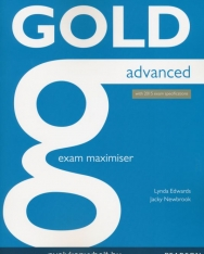 Gold Advanced Exam Maximiser without Key - with 2015 Exam Specifications