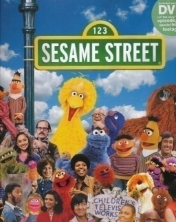 123 Sesame Street - A Celebration - 40 Years of Life on the Street