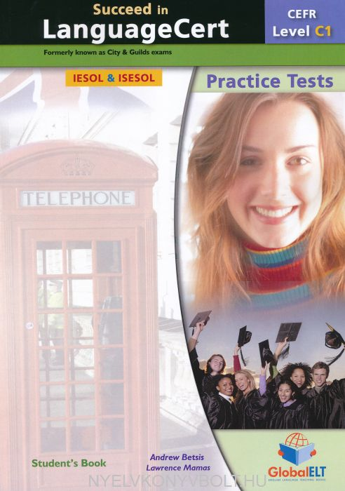 Succeed in LanguageCert - CEFR C1 - Practice Tests (6) - Self-study Edition (CD + answer key)