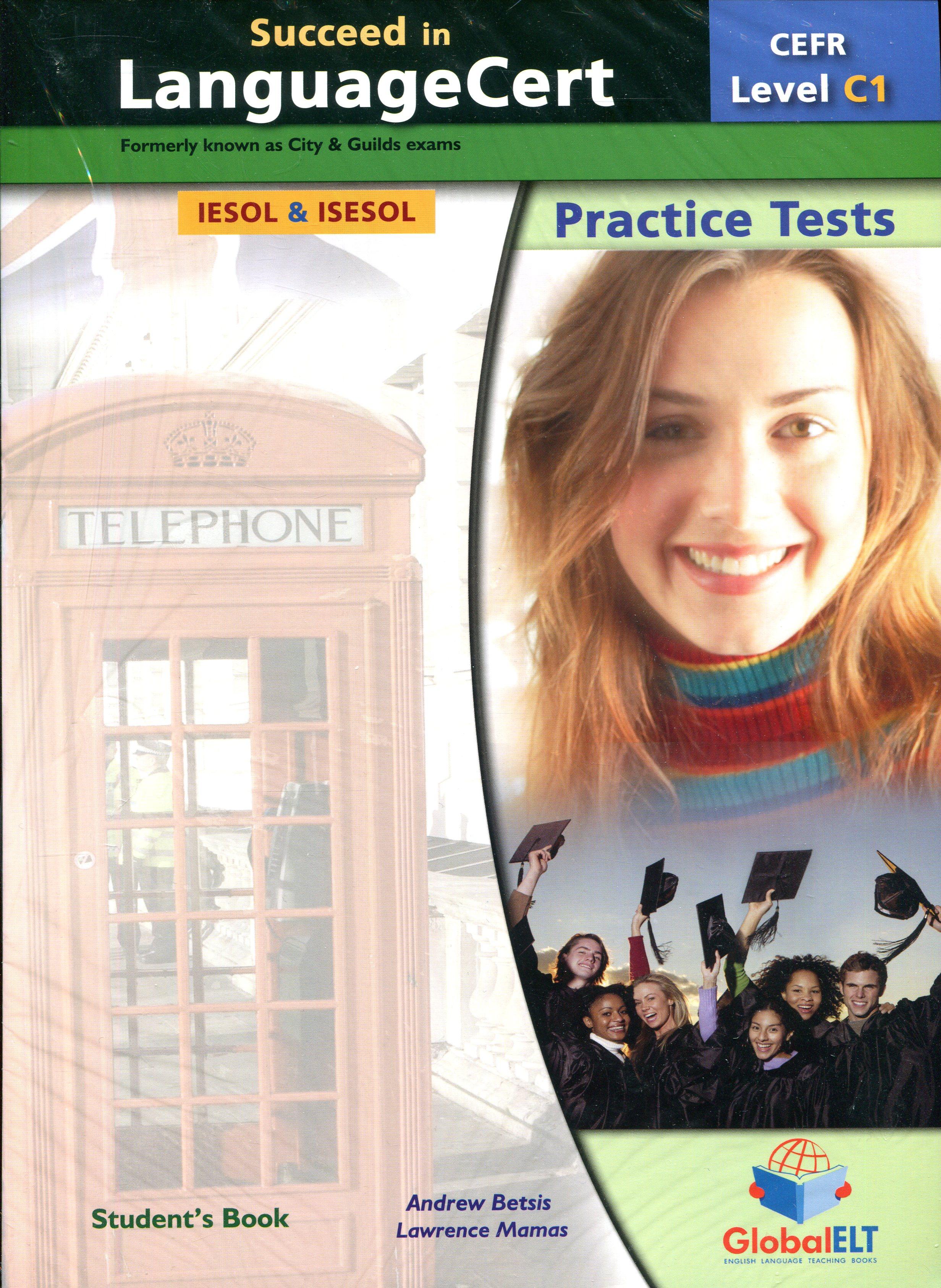Succeed in LanguageCert - CEFR C1 - Practice Tests  - Self-study Edition
