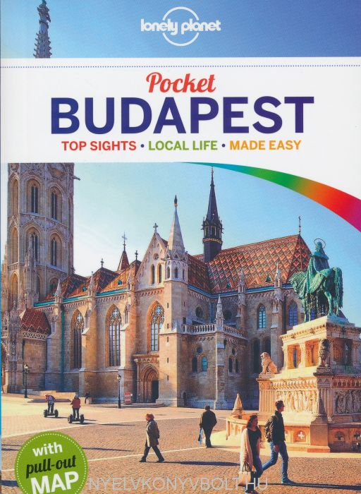 Lonely Planet Pocket Budapest 2nd Edition