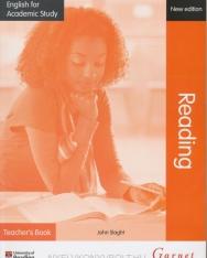 English for Academic Study: Reading Teacher's Book