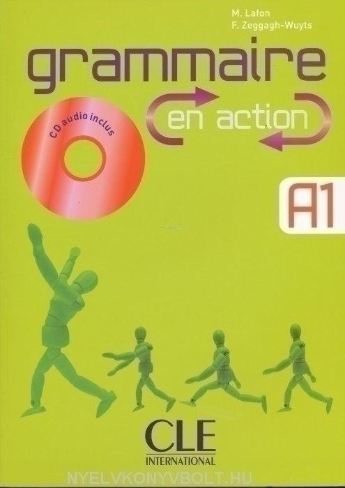 Grammaire en action A1 - CD audio inclus