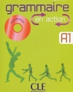 Grammaire en action A1 - CD audio inclus