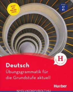 Deutsch – Übungsgrammatik für die Grundstufe aktuell - Buch mit Online-Tests