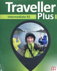 Traveller Plus Intermediate B1 Class Audio CD