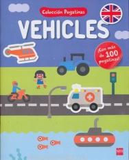 Vehicles - Colección Pegatinas