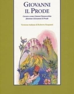 Petőfi Sándor: Giovanni Il Prode (János Vitéz olasz nyelven)