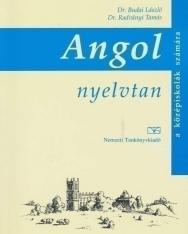 Angol nyelvtan a középiskolák számára (Dr. Budai László, Dr. Radványi Tamás)