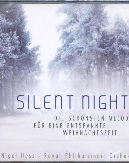 Silent Nights - karácsonyi művek zongorára, zenekari kísérettel