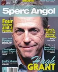 5 Perc Angol Magazin 2019 Április
