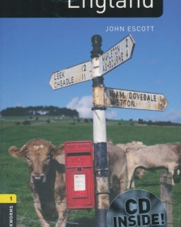 England with Audio CD Factfiles - Oxford Bookworms Library Level 1