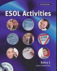ESOL Activities Entry 1 - Photocopiable with Audio CD