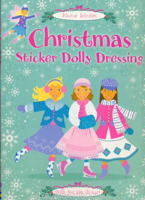 Christmas (Sticker Dolly Dressing)